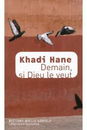 HANE Khadi - Demain, si Dieu le veut