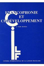 TABI-MANGA Jean - Francophonie et codéveloppement