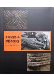 AMROUCHE Pierre - Corps & décors. Statuaire Lamba et Losso du Togo