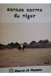 TERSIS Nicole (textes recueillis et traduits par) - Les génies et les hommes. Contes zarma du Niger
