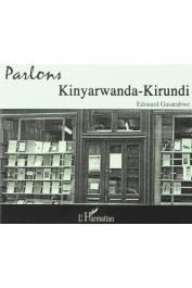 GASARABWE Edouard - CD Parlons Kinyarwanda-Kirundi