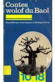 COPANS Jean, COUTY Philippe - Contes Wolof du Baol