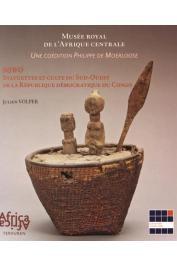 VOLPER Julien - Nswo : Statuettes et culte du Sud-Ouest de la République démocratique du Congo