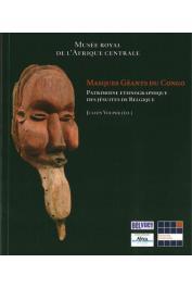 VOLPER Julien (éditeur) - Masques géants du Congo : Patrimoine ethnographique des jésuites de Belgique