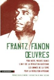 FANON Frantz - Œuvres