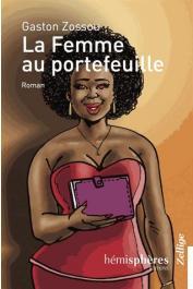 ZOSSOU Gaston - La femme au portefeuille