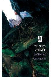 N'SONDE Wilfried - Le Silence des esprits
