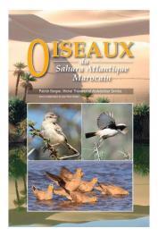 BERGIER Patrick, THEVENOT Michel, QNIMBA Abdeljebbar, et avec la contribution de HOULLIER Jean-Roch - Oiseaux du Sahara Atlantique Marocain
