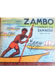 ANYVAL (ou Annie Vallotton) - Zambo, enfant du Zambèze