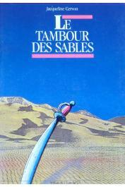 CERVON Jacqueline - Le tambour des sables