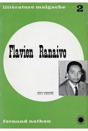 RANAIVO Flavien, VALETTE P. (textes commentés par) -  Flavien Ranaivo