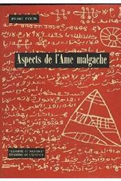 COLIN Pierre - Aspects de l'âme malgache