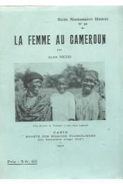 NICOD Alice - La femme au Cameroun