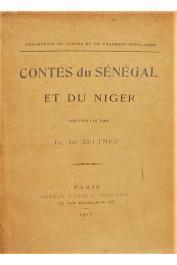 ZELTNER Fr. de (recueillis par) - Contes du Sénégal et du Niger