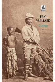 VUILLARD Eric - Congo. Récit (Babel)