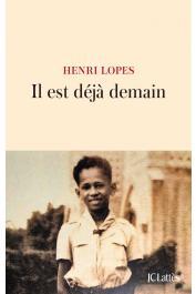 LOPES Henri - Il est déjà demain