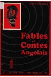 HAUENSTEIN Alfred - Fables et contes angolais