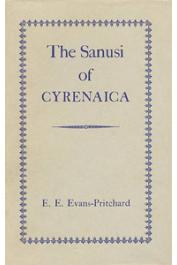 EVANS-PRITCHARD E. E. - The Sanusi of Cyrenaica