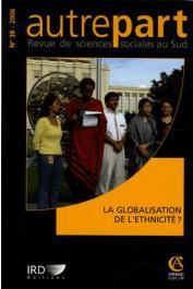 AUTREPART - 38 - La globalisation de l'ethnicité ?