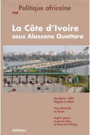 POLITIQUE AFRICAINE n° 148 - La Côte d'Ivoire sous Alassane Ouattara