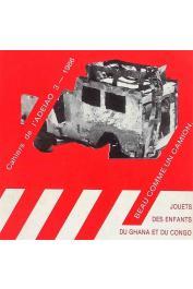 Catalogue d'exposition,  7 novembre 1986-5 janvier 1987 : Beau comme un camion - Jouets des enfants du Ghana et du Congo