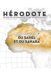 HERODOTE n° 172, GREGOIRE Emmanuel (sous la direction de) - Géopolitique du Sahel et du Sahara