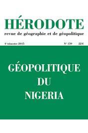 HERODOTE 159, PEROUSE DE MONTCLOS Marc-Antoine (sous la direction de) - Géopolitique du Nigeria