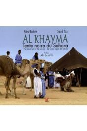 BOUBRIK Rahal, TAZI Saad - Al Khayma - Tente noire du Sahara