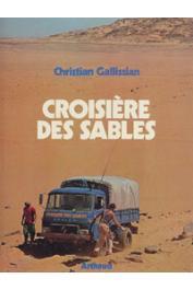 GALLISSIAN Christian - Croisière des sables