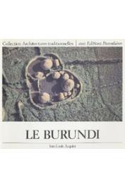 ACQUIER Jean Louis - Le Burundi