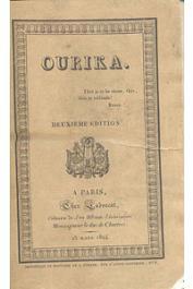 DURAS Madame de - Ourika