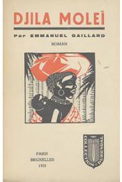 GAILLARD Emmanuel - Djila Moleï (le long chemin)