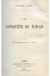 ALIS Harry - A la conquête du Tchad