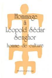 Collectif - Hommage à Léopold Sedar Senghor, homme de culture