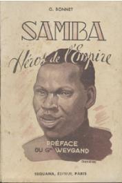 BONNET G. - Samba, héros de l'Empire