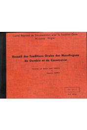 CISSOKO Sékéné Mody, SAMBOU Koussou - Recueil des traditions orales des Mandingues de Gambie et de Casamance