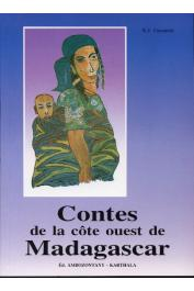 GUEUNIER Noël Jacques - Contes de la côte ouest de Madagascar