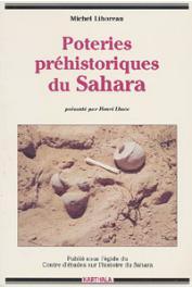 LIHOREAU Michel - Poteries préhistoriques du Sahara