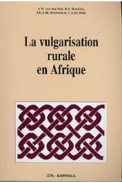 VAN DEN BAN A.W., HAWKINS H.S., BROUWERS J.H.A.M. - La vulgarisation rurale en Afrique