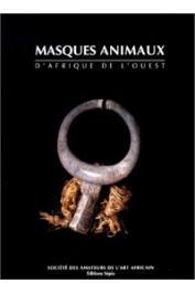 MASSA Gabriel - Masques animaux d'Afrique de l'ouest