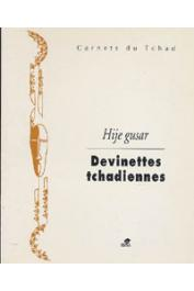 BADAOUI Abdel Kader - Hije gusar. Devinettes tchadiennes
