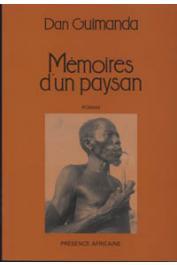 DAN GUIMANDA Jean-Baptiste - Mémoires d'un paysan