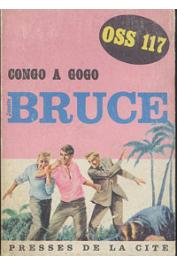 BRUCE Jean - Congo à gogo pour OSS 117