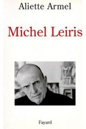 ARMEL Aliette - Michel Leiris