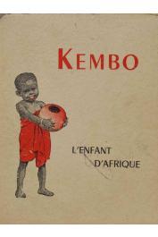 BARNARD Winifred E. - Kembo, l'enfant d'Afrique