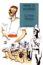 MONFREID Henry de - Le drame éthiopien