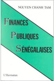 CHANH TAM Nguyen - Finances publiques sénégalaises