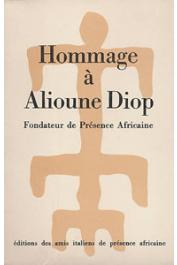Hommage à Alioune Diop, fondateur de Présence Africaine