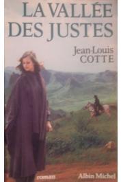 COTTE Jean-Louis - La vallée des justes