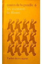 ABESSOLO Jean-Baptiste - Contes de la gazelle, Tome 06 - Les aventures de Biomo